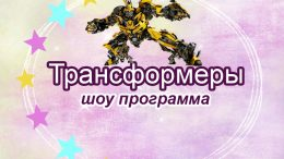Шоу Трансформеров